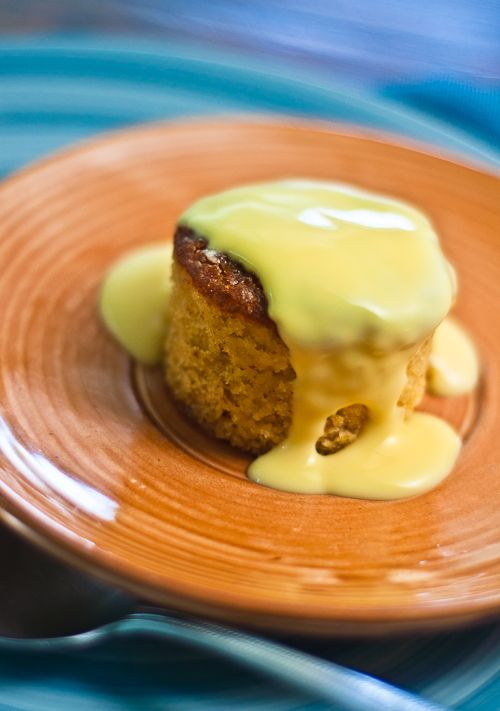 Malva Pudding (South African Christmas Pudding)