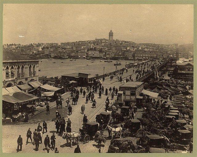 Galeri : ESKİ İSTANBUL FOTOGRAFLARI - I - Walking İstanbul [Kenti Keşfet]