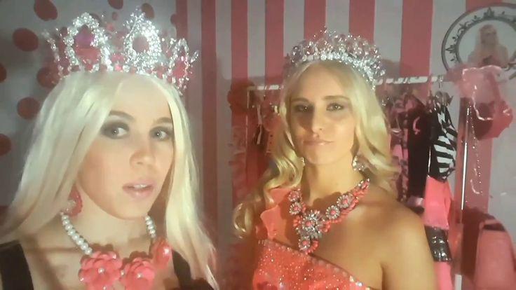 Интервью с Мисс Блондинка 2016 . Парад Блондинок . Карина Барби