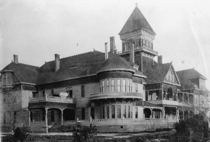 Del Campo Hotel In Anaheim In 1888 On The Corner Of Olive And Broadway Retro Anaheim