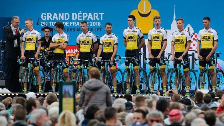 Dromend van de trui of een etappe, iedereen kijkt uit naar de Tour | NOS Tour de France