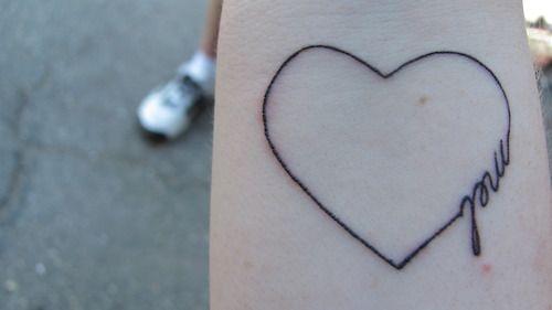 simple heart.