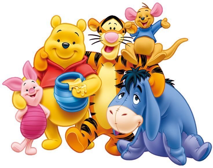 335679fda786 69 Awesome baby winnie the pooh and friends clipart