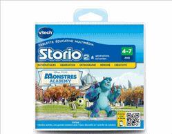 Vtech Jeu 80231905 Storio 2 Monstres Academy - 20,08 € livré 4 à 7 ans