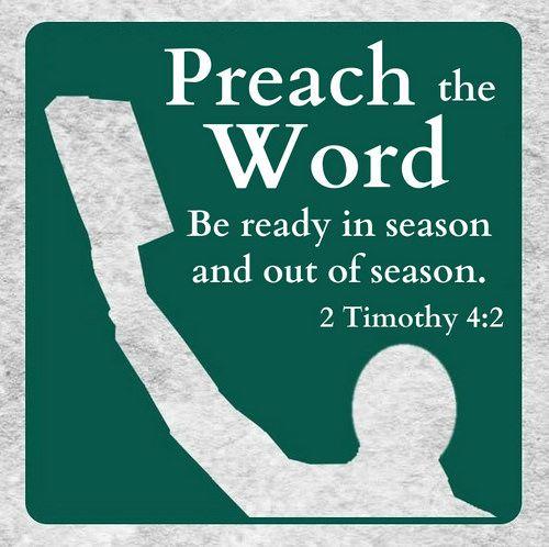2 Timothy 4:2 | by joshtinpowers