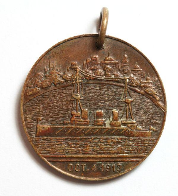1913 Visit of Commonwealth Fleet to Sydney