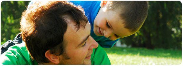 Πατερας και προσωπικοτητα του παιδιου | Μπαμπα ελα