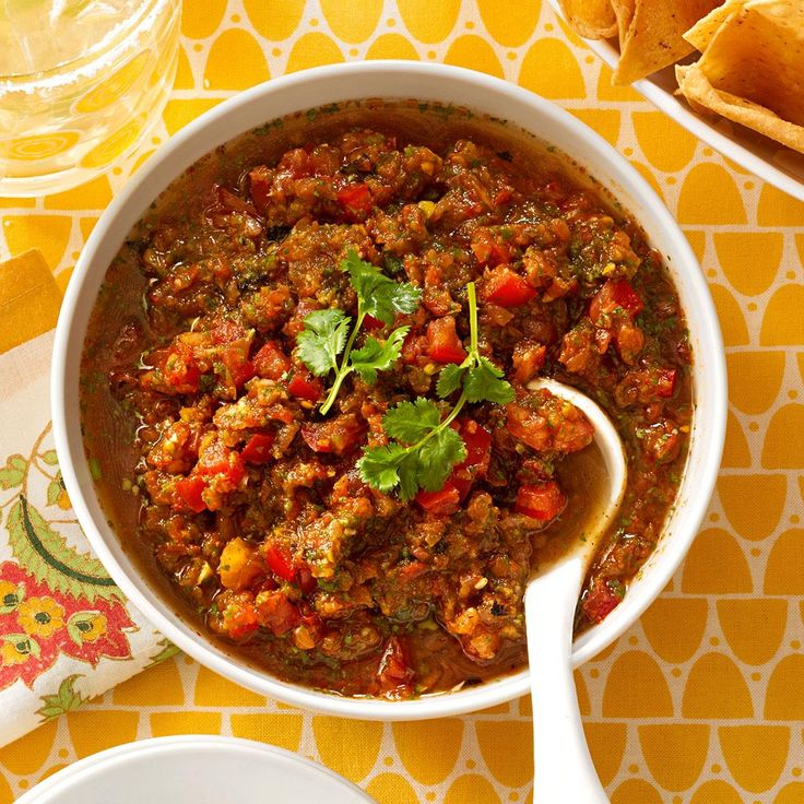 25+ best ideas about Roasted salsa recipe on Pinterest ...