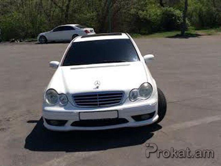Prokat.am Mercedes-Benz - C 240
