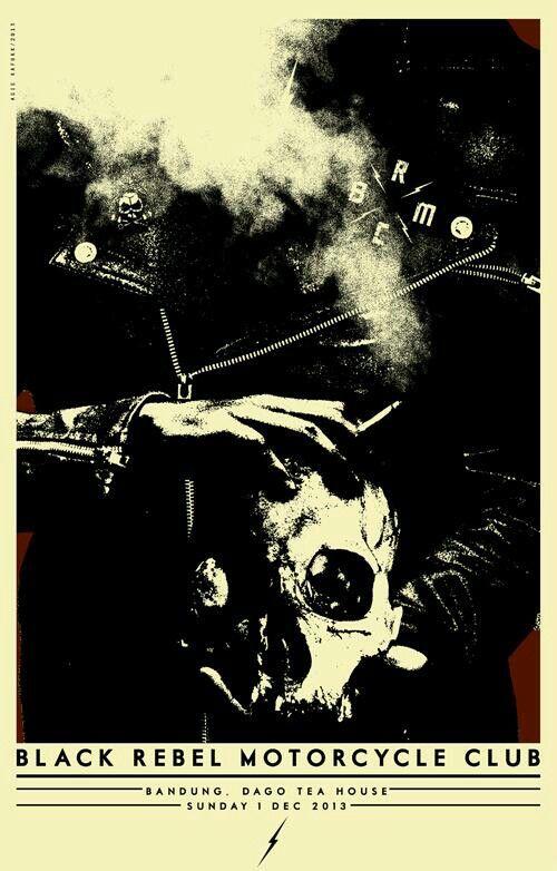 Black Rebel Motorcycle Club!!!!