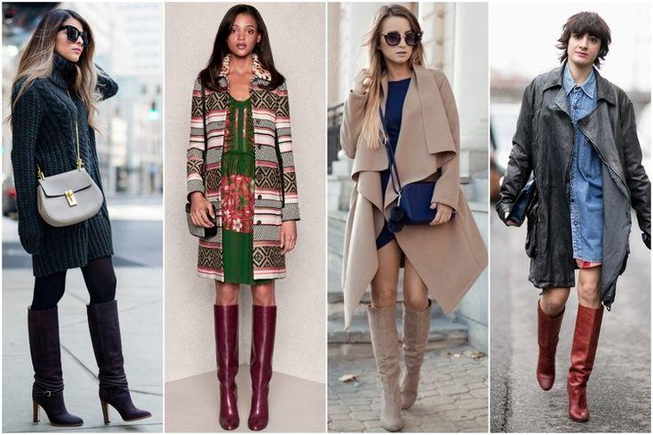 Базовый гардероб. Идеальные сапоги на все случаи жизни. Часть первая - 7 одежек. Свой гардероб – свои правила