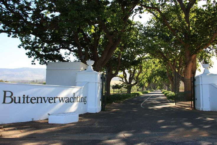 Buitenverwachting in Constantia: Wine Estate, Restaurant, CoffeeBloc coffee shop and jewelry atelier (private appointment)