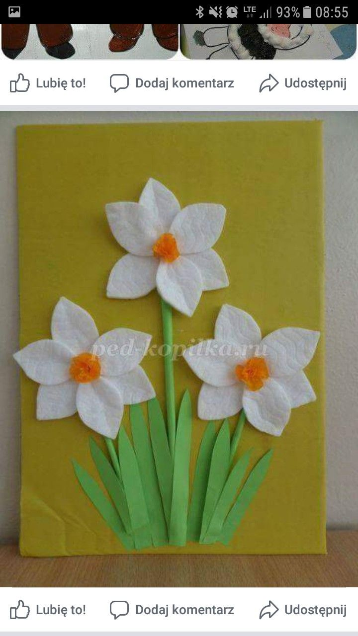 Pin By Circle Leung On Preschool Pinterest Spring Crafts Spring