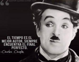 Frases ilustres de Charles Chaplin sobre la vida
