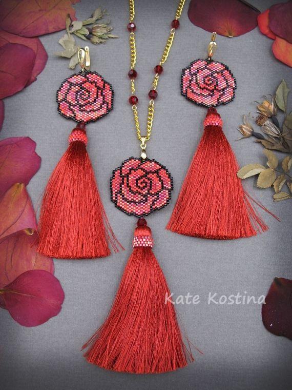 Альбом пользователя KateKostina: Комплект Королева цветов