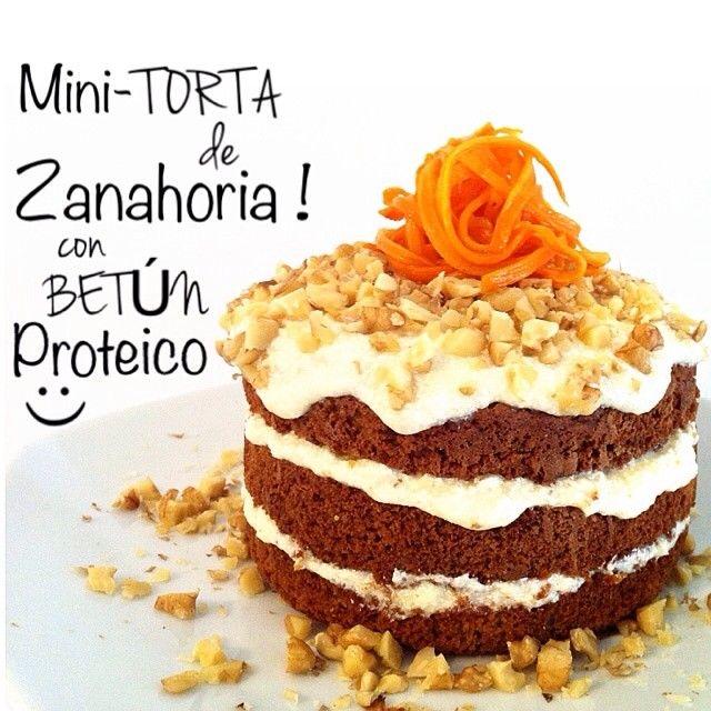 ellaboratoriodesaris He hecho varias recetas de torta de Zanahoria pero esta me ENCANTO!. Deliciosa!
