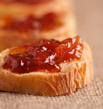 Confiture de tomates - les meilleures recettes de cuisine d'Ôdélices