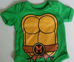 Ninja Turtles Onesie $15.95