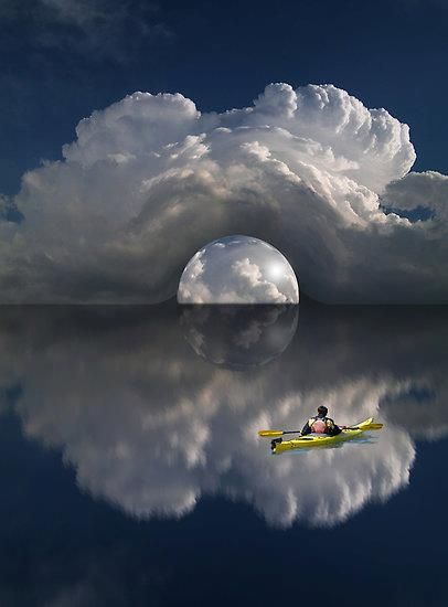 Stunning.Clouds, Amazing, God Creations, Reflection, Beautiful, Mothers Nature, Moon Rivers, Photography, The Moon
