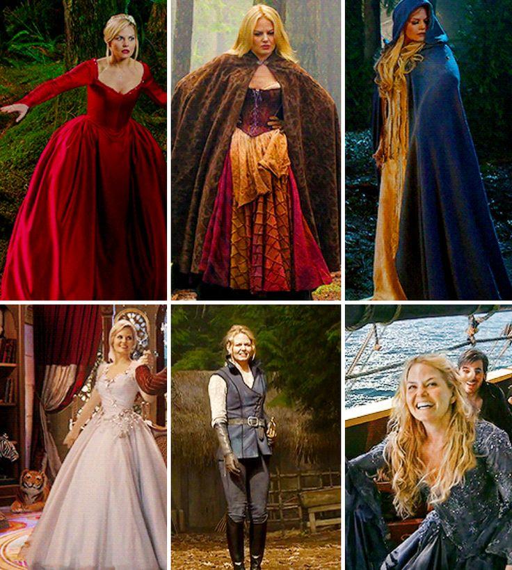 Emma Swan + Enchanted Forest Wardrobe ‿ #OUAT http://swannsavior.tumblr.com/post/118713856271/emma-swan-fairytale-wardrobe…