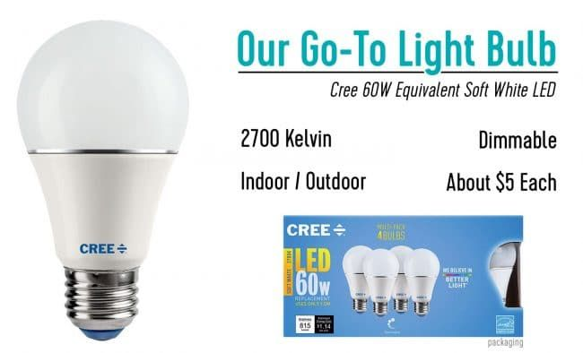 The Best Led Light Bulbs We Ve Found For The Entire House Young House Love Led Light Bulbs Young House Love Light Bulb