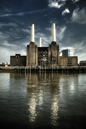 The Iconic Battersea Power Station #photo #photography
