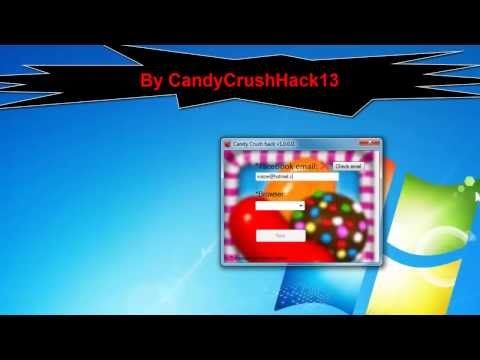 Candy Crush Saga Hack 2014 [Latest Version][ Unlimited Life, Lolipop Hammers and Booster ]