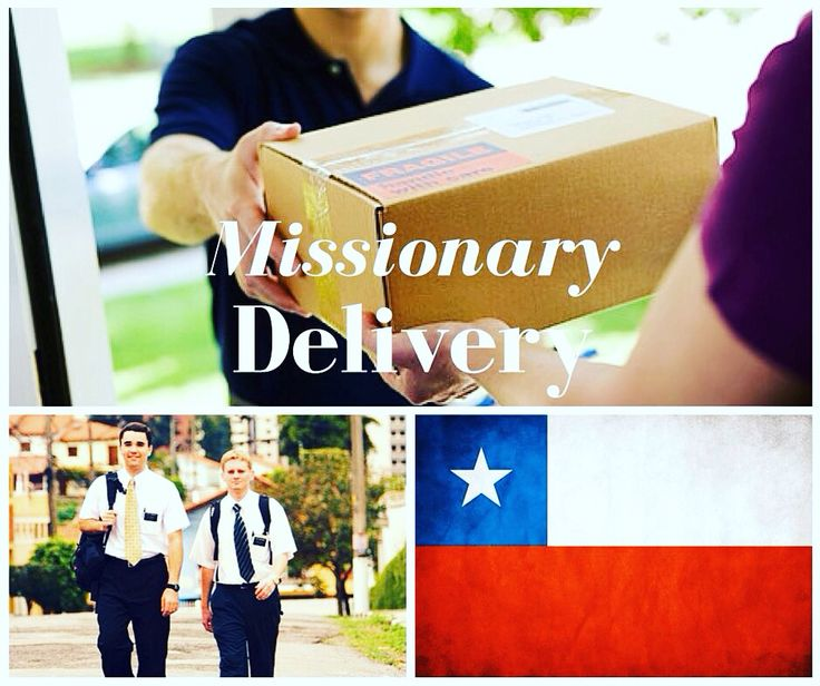 Missionary Delivery