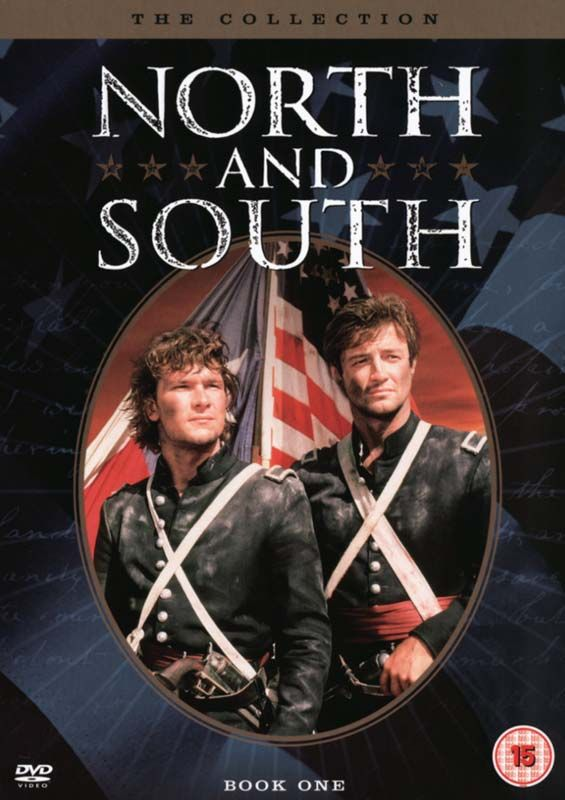tv serie North and South (halverwege de jaren '80).