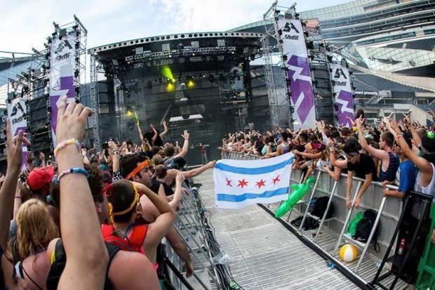 Spring Awakening Leaving Soldier Field for Washington Park This Summer -  The music festival held annually in Soldier Field was bumped from the stadium for a soccer tournament.