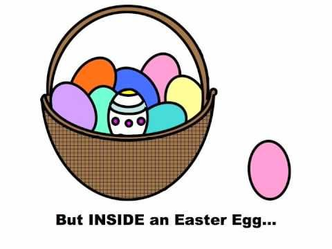 Inside An Easter Egg: A Kid's Easter Story for very young children - YouTube