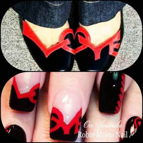 Robin Moses nails