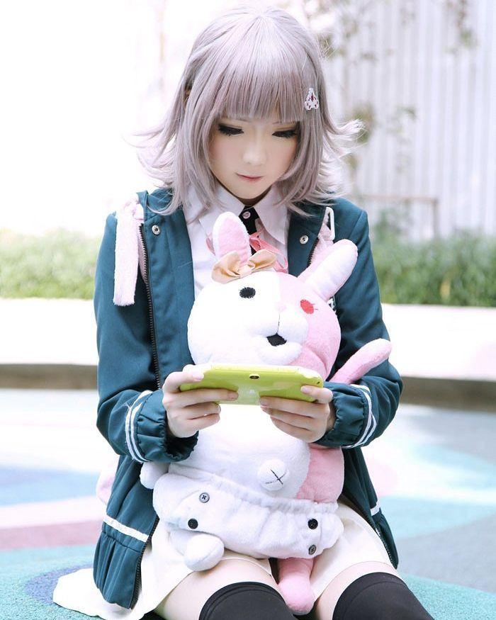. Anime : Dangan Ronpa Character : Chiaki Nanami Coser : Snuggle (Thailand)