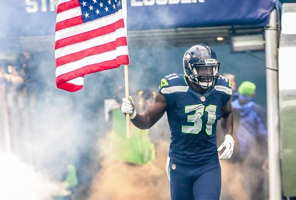 kam chancellor memorial day cookout 2015