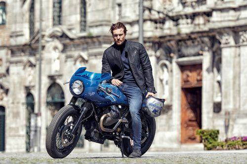 Vanguard V7 Anniversary Jeans & Bike - Long John