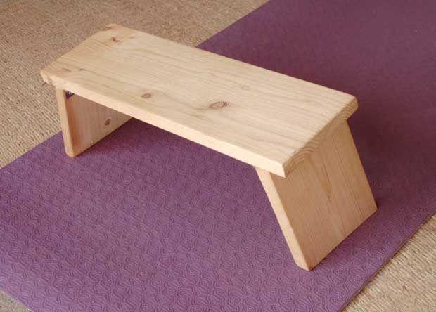 Diy Banc De Meditation Pliable Banc De Meditation Tabouret De Meditation Mobilier De Salon