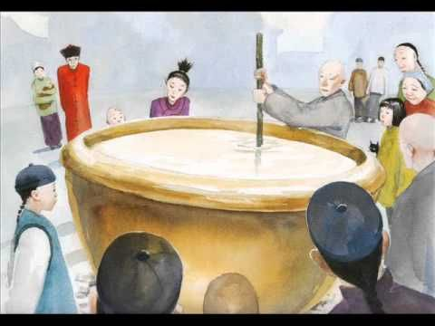 Do you know the story of Stone Soup? Watch this video to hear this heart-warming tale of sharing.