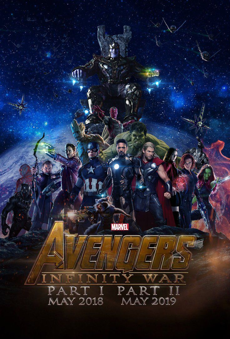 avengers infinity war 2(4) (26 april 2019)(Movie) movies