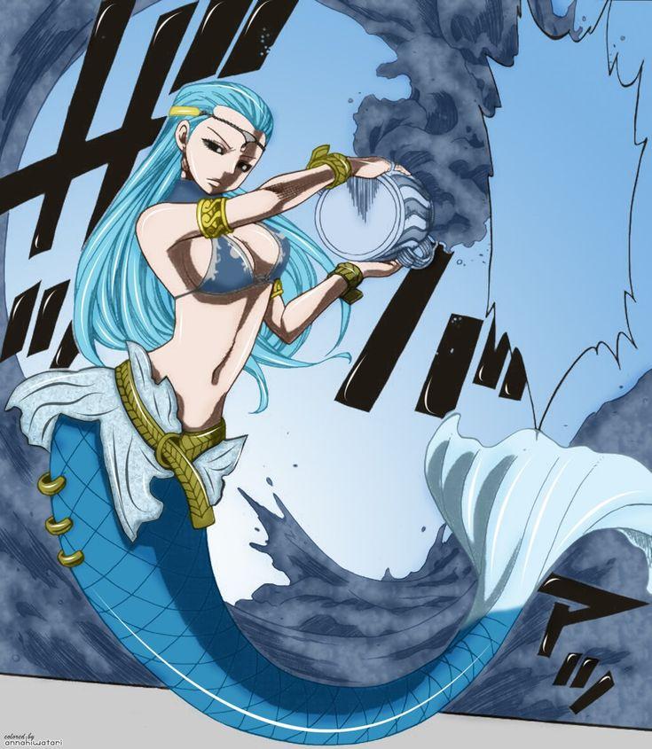 Картинки водолея из хвоста феи