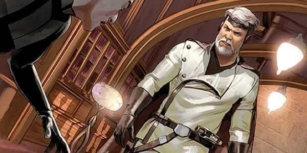 Star Wars Luke Starkiller