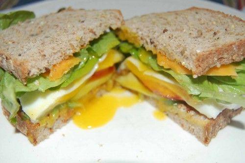 Spanglish sandwich | Sandwiches and Wraps | Pinterest
