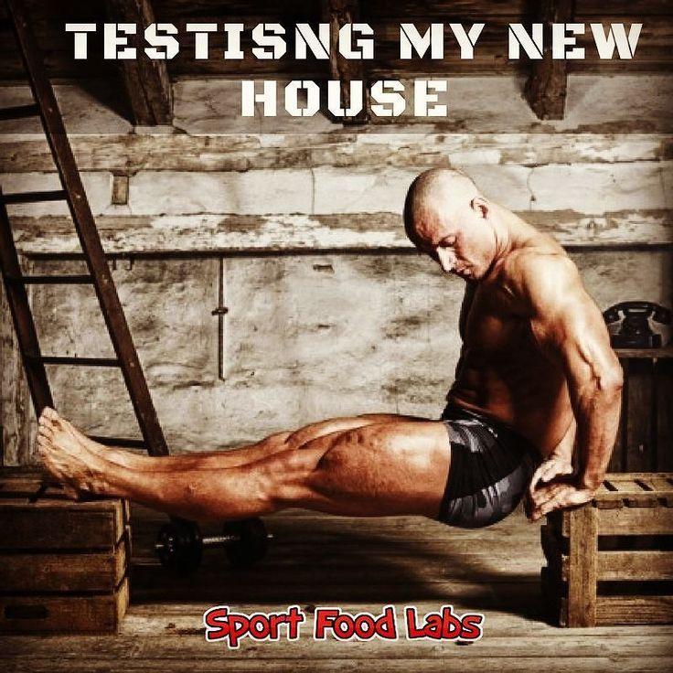 Testing My New House!    Sto Collaudando la Mia Nuova Casa!      Follow Us @sportfoodlabs    Seguici @sportfoodlabs    Our Tags: #SportFoodLabs #Fuscle #FuscleTeam