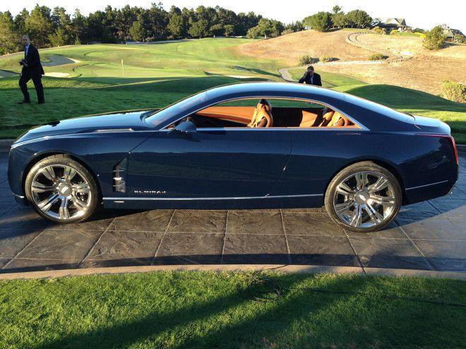 Styling Poll: Cadillac Elmiraj Or Cadillac Ciel Concept?