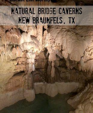 Natural Bridge Caverns New Braunfels Texas Hill Country Coupon Inside #naturalbridge