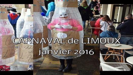Carnaval de Limoux en 2016