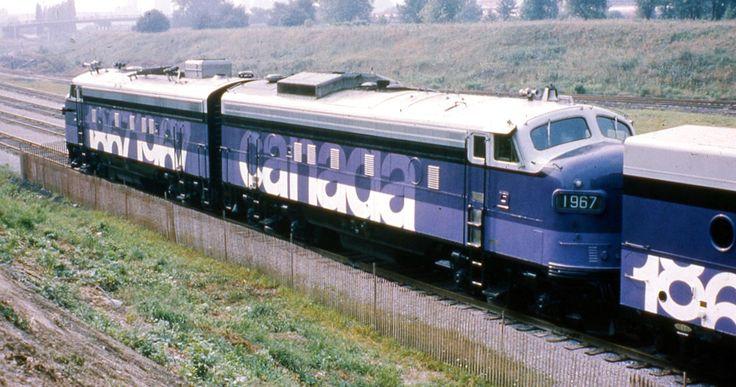 Confederation Train, location unknown.