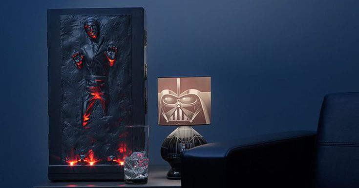 "Look at all this sweet Han Solo merch  that we found   Han Solo mini fridges, rugs, and shower curtains? We have a good feeling about this.Image:  thinkgeekHeads up: All products featured here are selected by Mashable's commerce team and meet our rigorous standards for awesomeness. If you buy something, Mashable may earn an affiliate commission. Han Solo: Though the Star Wars website refers to him as ""Smuggler. Scoundrel. Hero…"