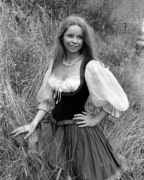 Romana II - Lalla Ward - Dr Who 1979