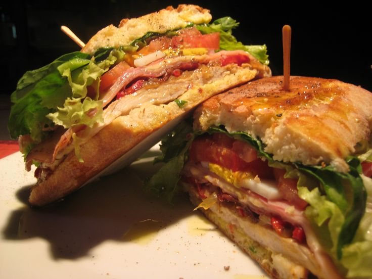 Gastronomía - Chivito Uruguayo