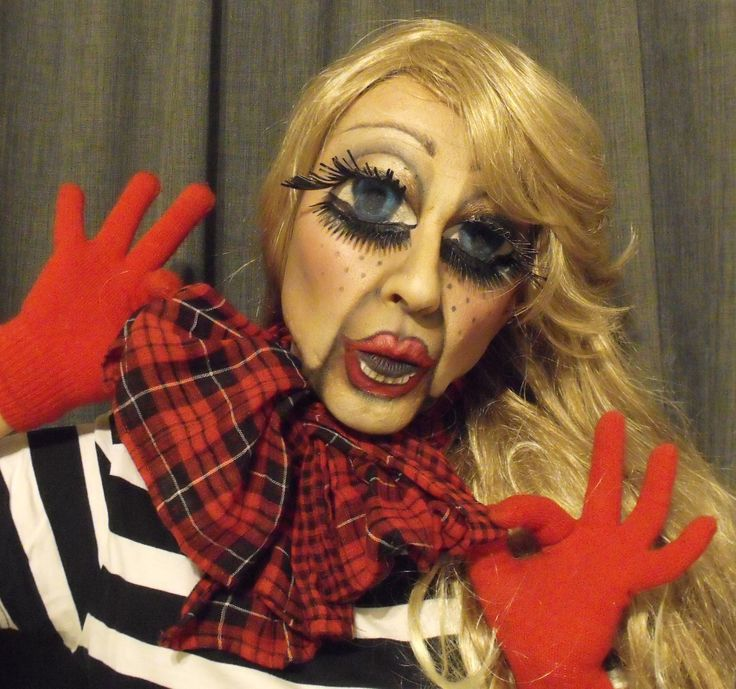 LULU DOLL goes blonde